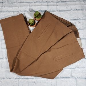 Chico's Juliet Copper Brown Pants